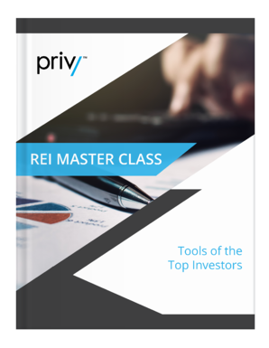 E Book REI Master Class Tools of the Top Investors